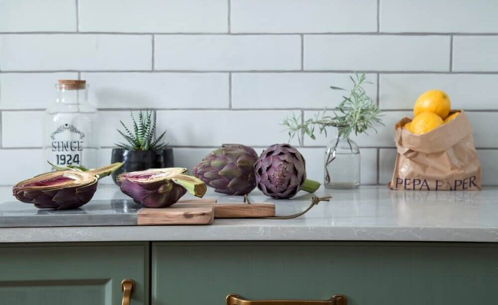 מטבח מעוצב של אורנית וסרמן - עיצוב פנים