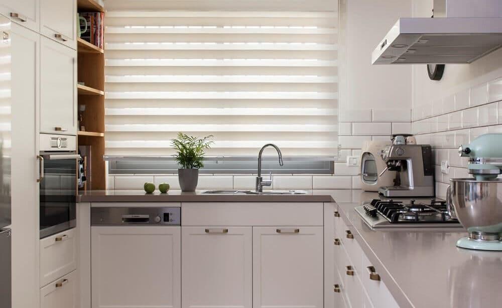 מטבח מעוצב של אורלי כהן - מעצבת ואדריכלית פנים