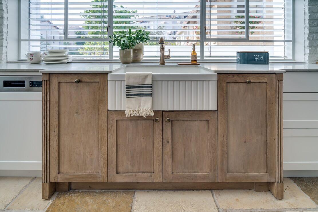 מטבח פרובנס מעוצב