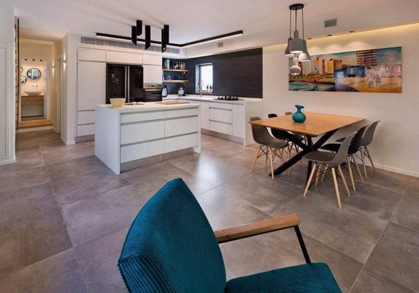 השפעת עיצוב המטבח על עיצוב הבית