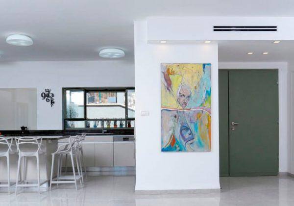 עיצוב מטבחים לבתים פרטיים לעומת דירות