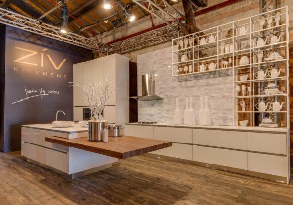 חשיבות שטחי האחסון בעיצוב המטבח
